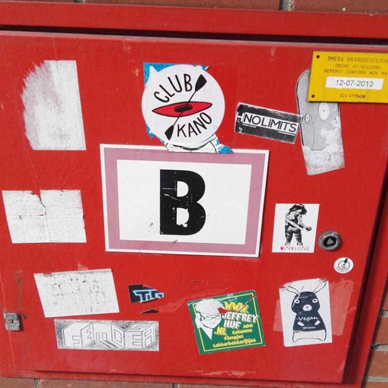 STEREOTYPO Stickers