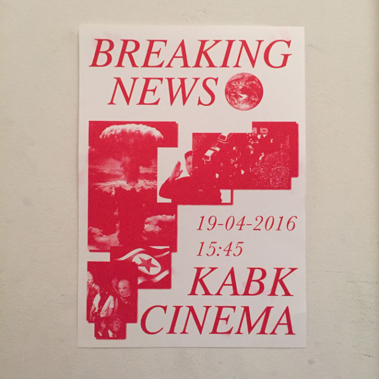 STEREOTYPO The KABK Poster